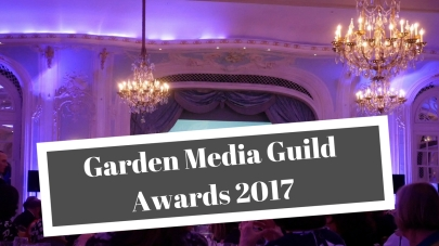 Garden Media Guild Awards 2017